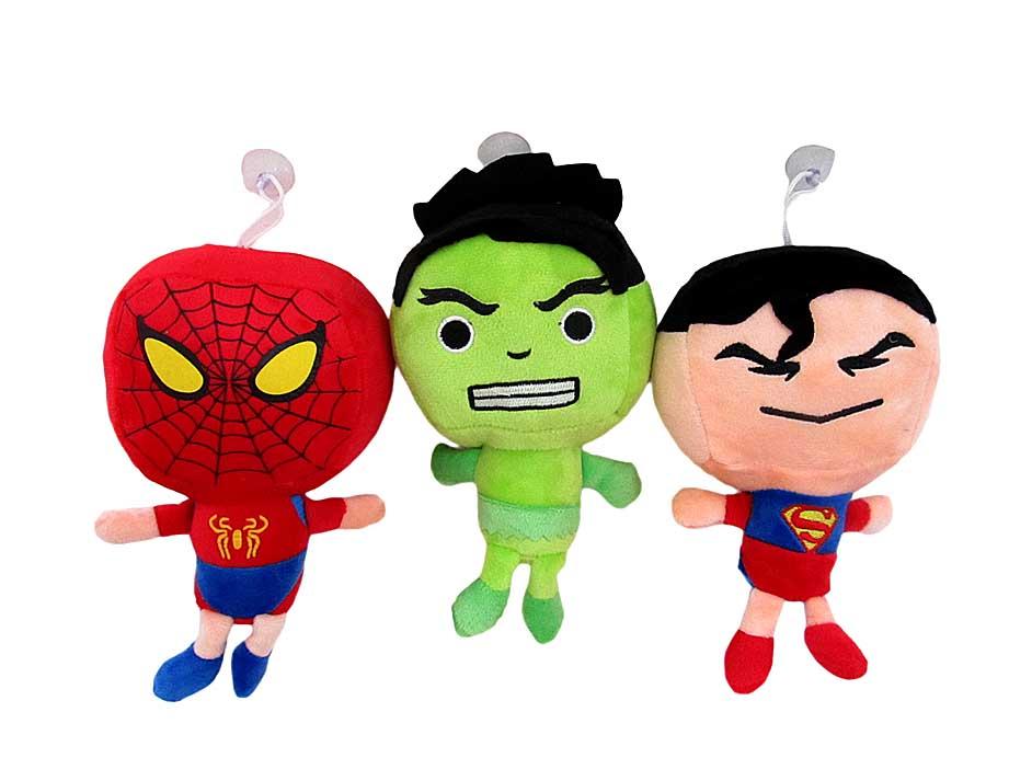 """Мягкая игрушка """"Супергерои"""""""