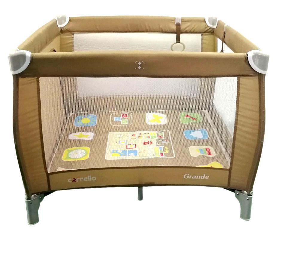 Манеж детский CARRELLO GRANDE CRL-11502 Caramel Beige