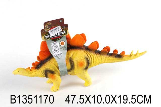 """Животные """"Динозавр"""" (издаёт звуки животного) 1351170/68121"""
