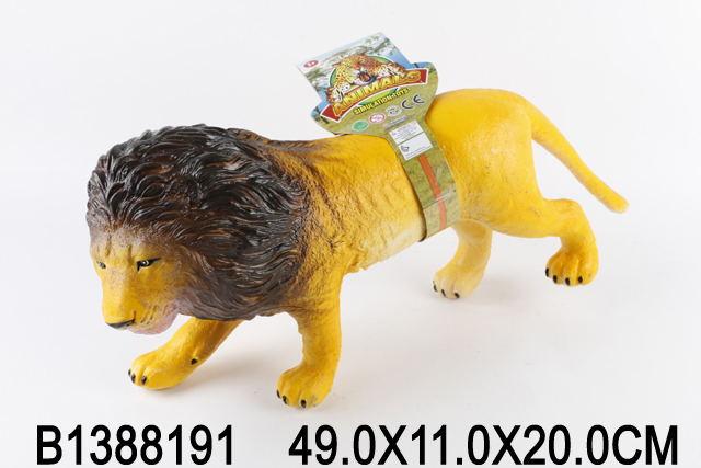 """Животные """"Лев"""" (издаёт звуки животного) 1388191/703-3"""