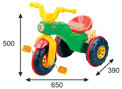 Велосипед  мини  382
