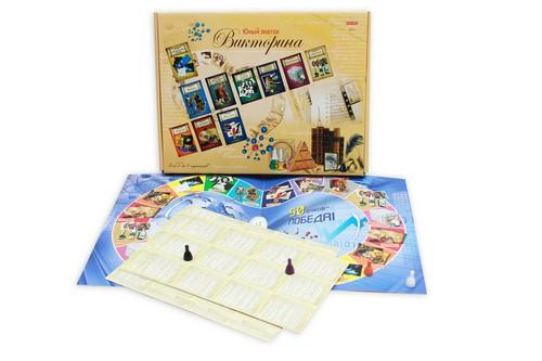 ВИКТОРИНА. 108 карточек. ЮНЫЙ ЗНАТОК (Арт. И-8210)