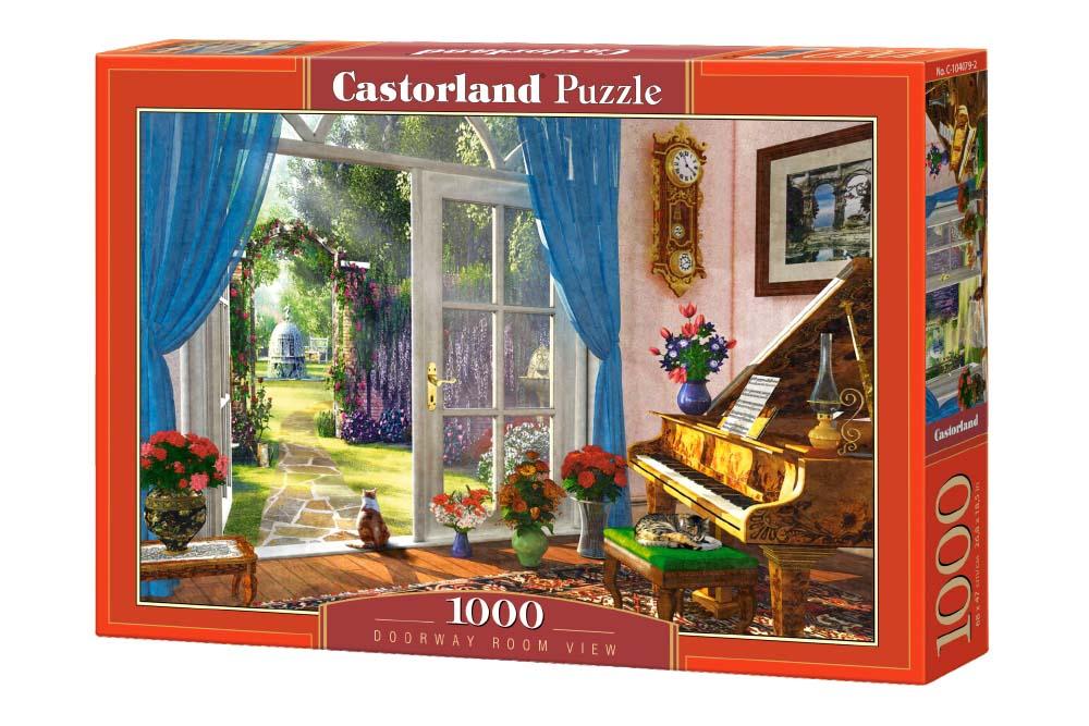 Пазл Касторленд  1000 104079