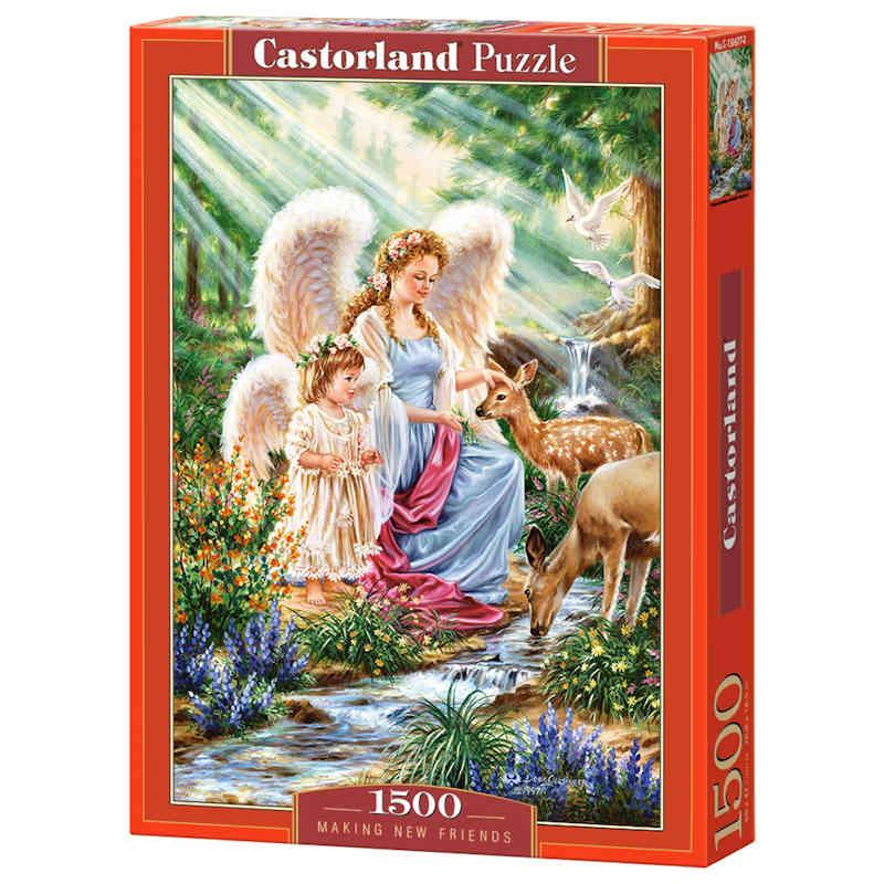 Пазл Касторленд  1500  151677