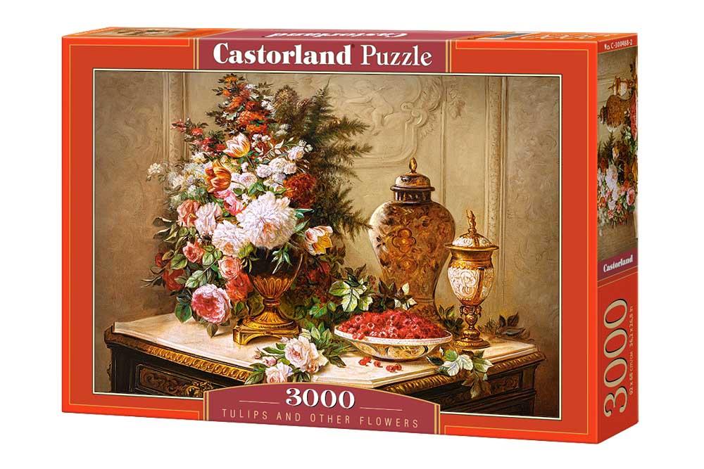 Пазл Касторленд 3000  300488