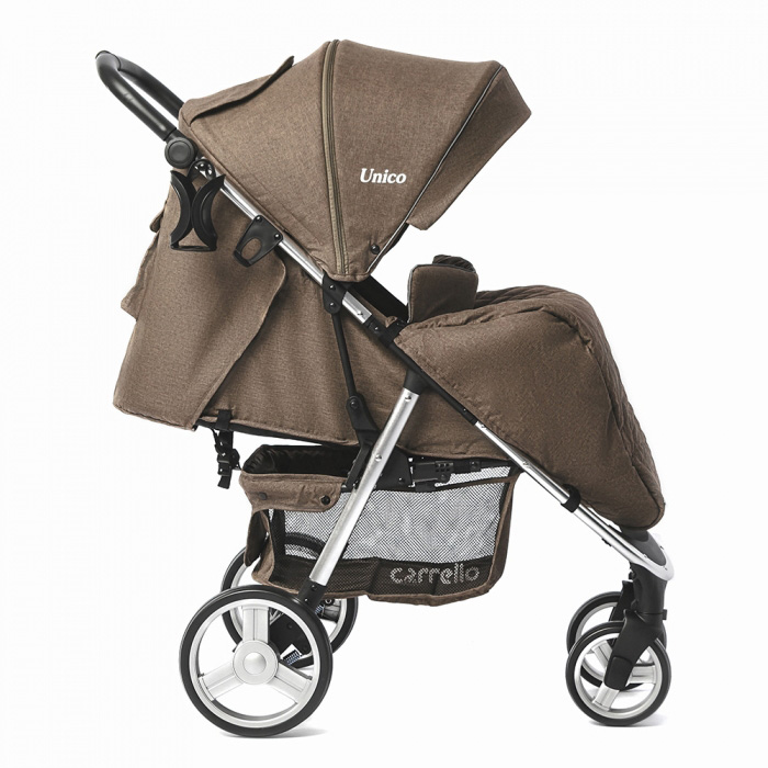Детская коляска CARRELLO  Unico  CRL-8507  Oxford Beige