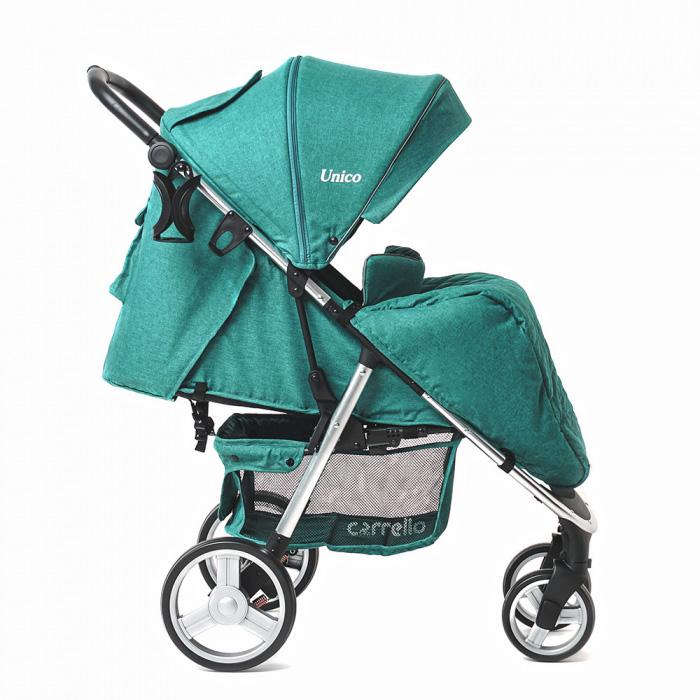 Детская коляска CARRELLO  Unico  CRL-8507 Avocado Green