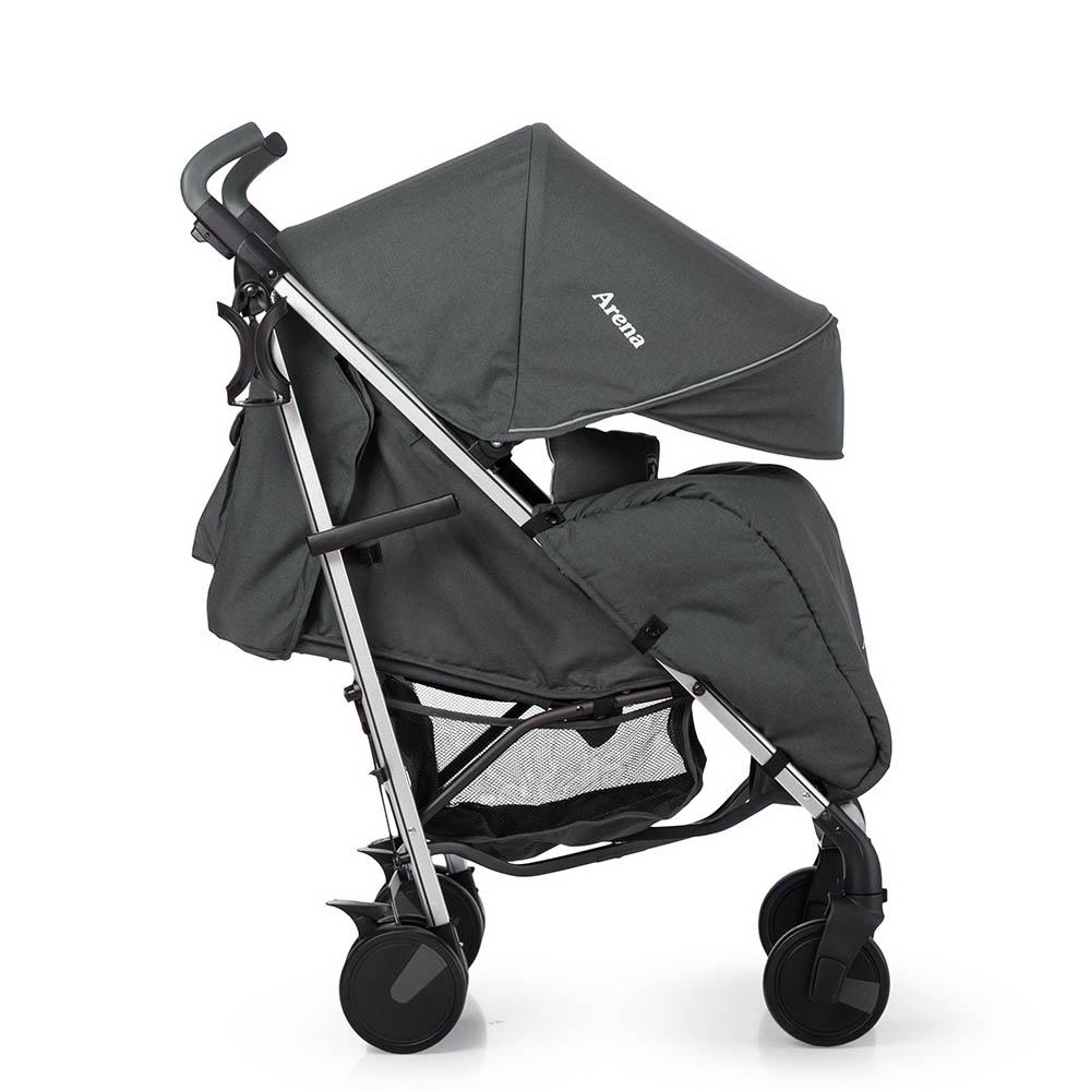 Детская коляска CARRELLO Arena CRL-8504 Storm Gray