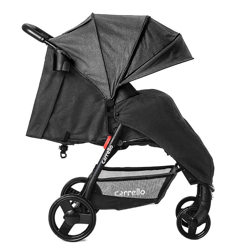 Детская коляска CARRELLO Maestro CRL-1414/1 Frost Gray
