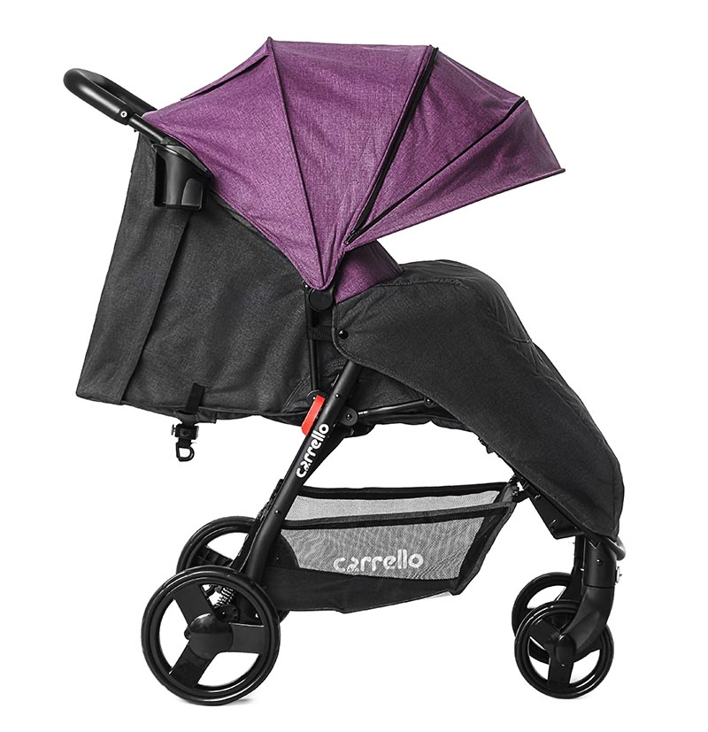 Детская коляска CARRELLO Maestro CRL-1414/1 Purple Iris