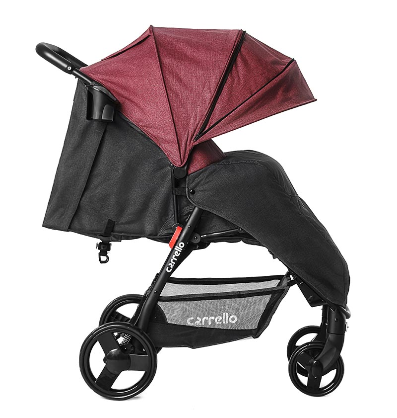 Детская коляска CARRELLO Maestro CRL-1414/1 Strawberry Red