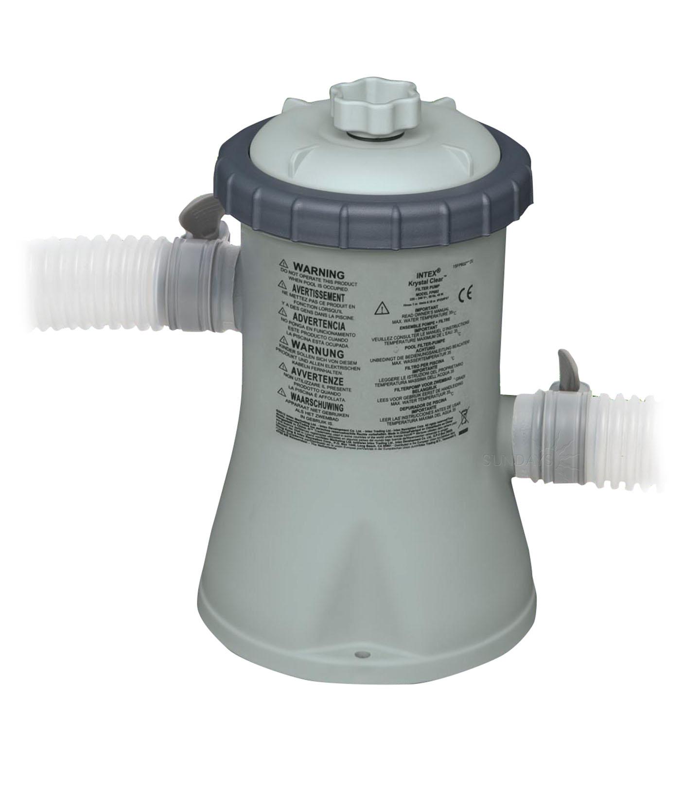Фильтр-насос с картриджами 28602