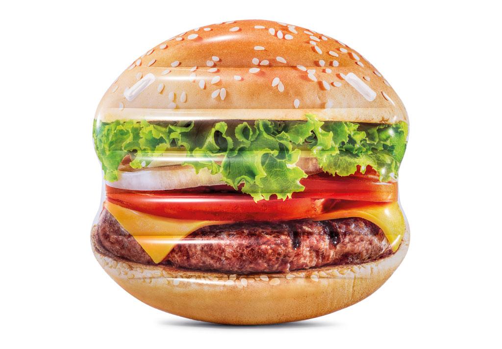 Надувной Гамбургер 58780