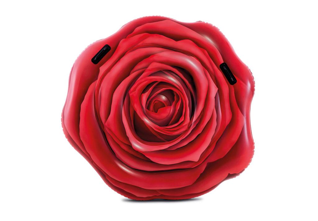 Надувной матрас Роза 58783