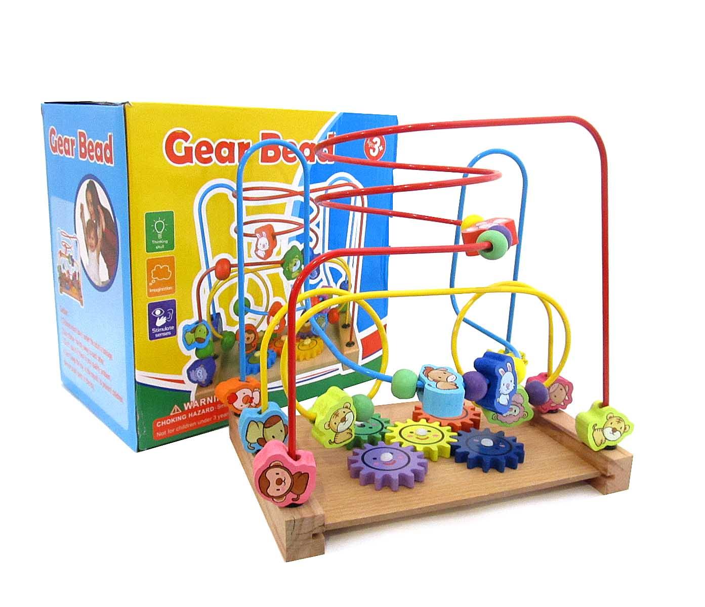 Логическая игрушка лабиринт 93-73