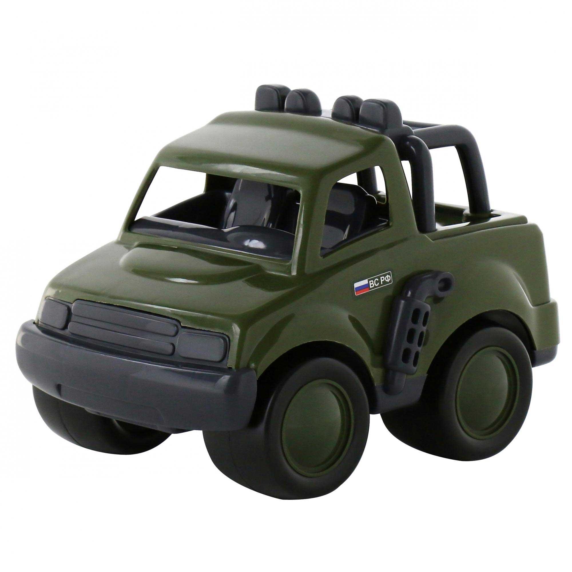 """Автомобиль """"Джип"""" военный 48707"""