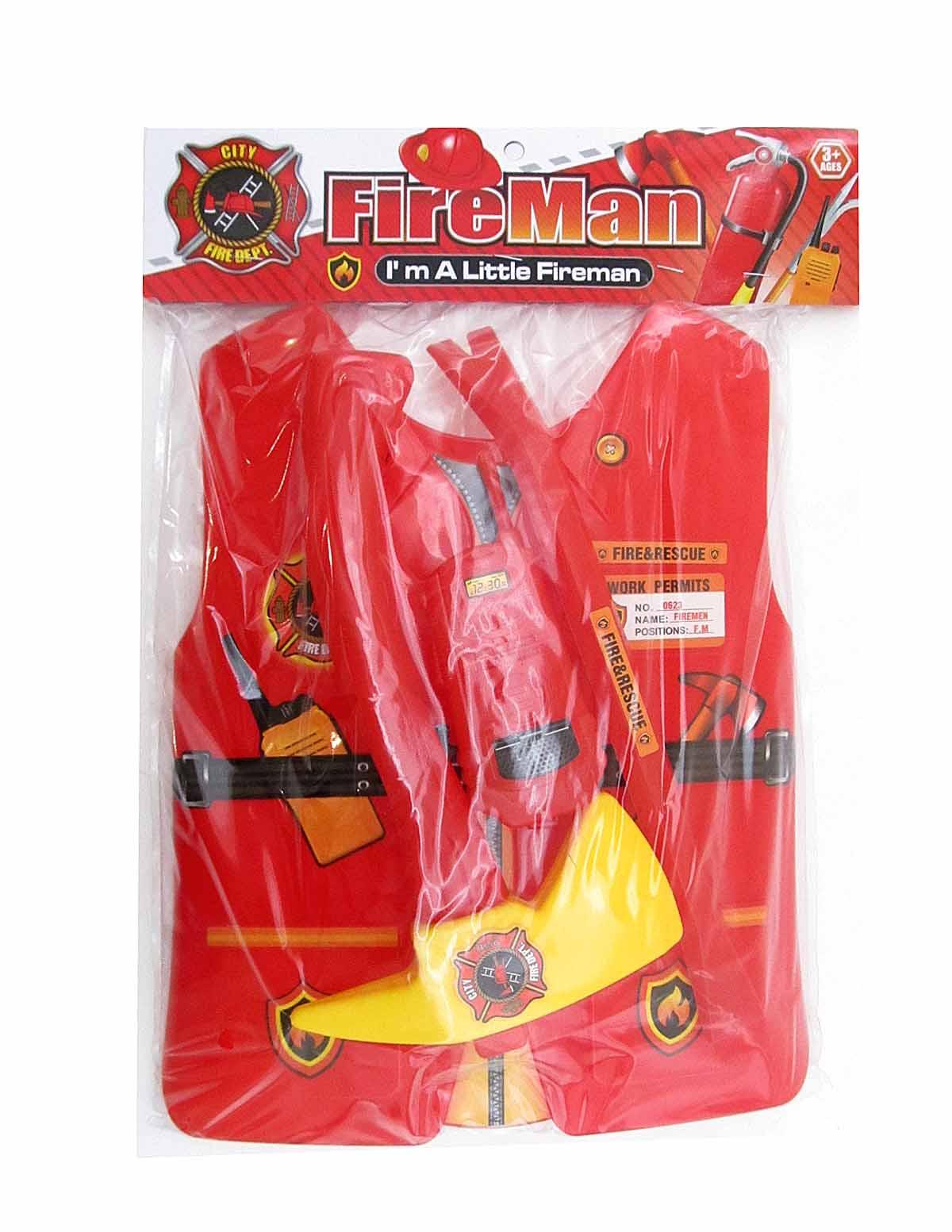 Набор пожарного №803/пакет/40*28*2