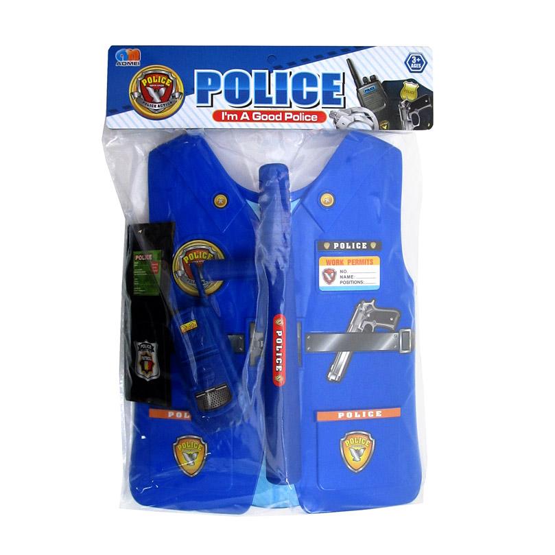 Набор полицейского №806/пакет/48*28*2