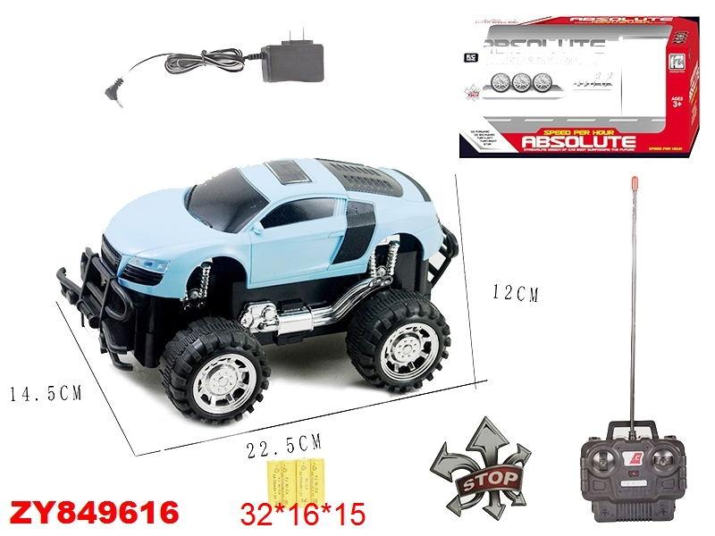 Машина на р/у с аккумулятором 383-53