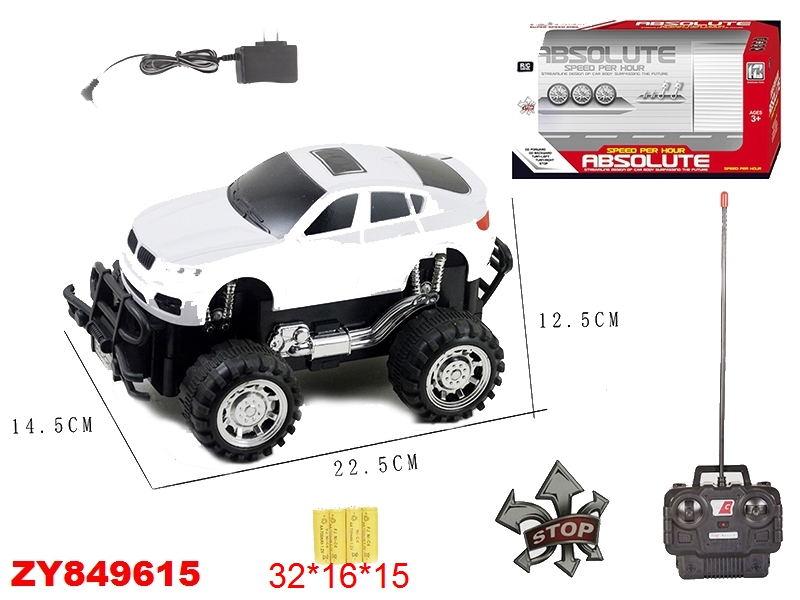 Машина на р/у с аккумулятором 383-52