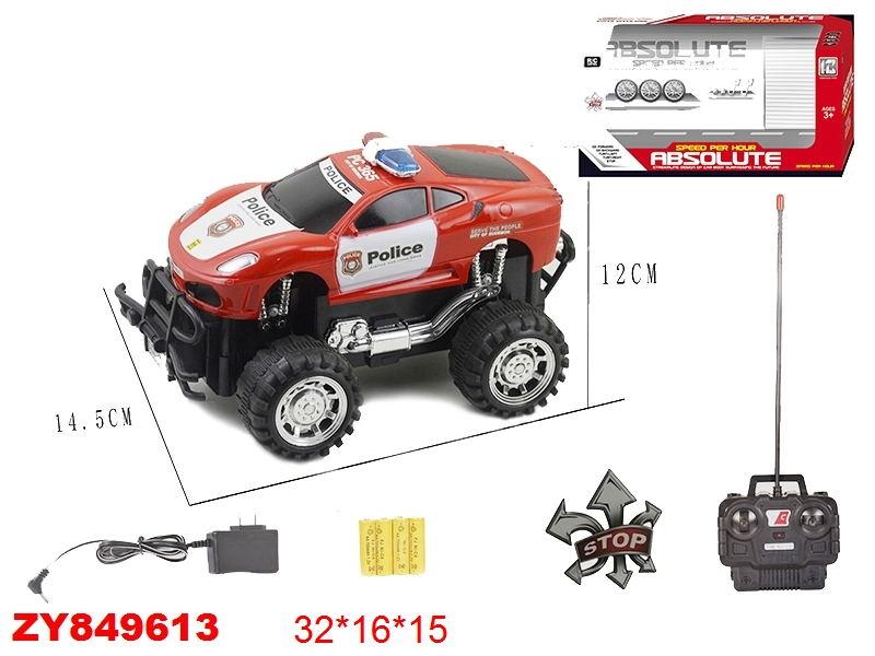 Машина на р/у с аккумулятором 383-50