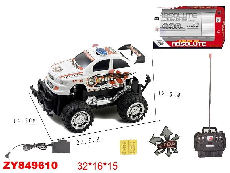 Машина на р/у с аккумулятором 383-47