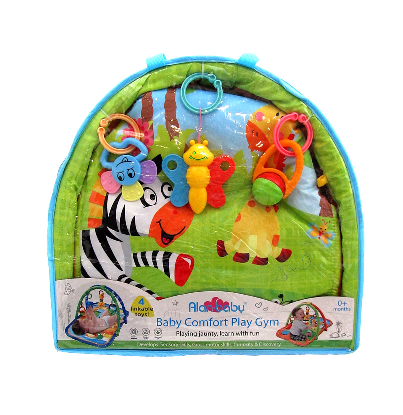 Мягкий коврик с игрушками 8638-P