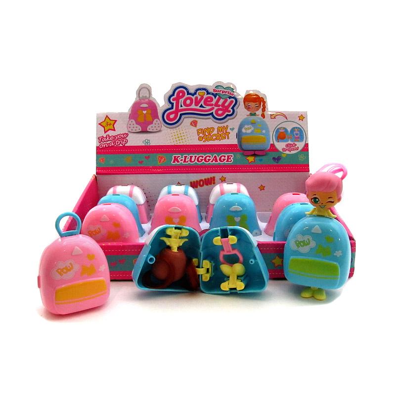 Игрушка в чемоданчике Lovely 0227-1