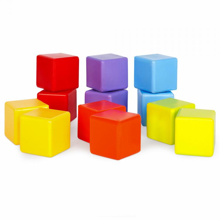 Кубики Детские / 12 штук 9373