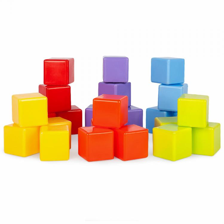 Кубики Детские / 24 штуки 9374