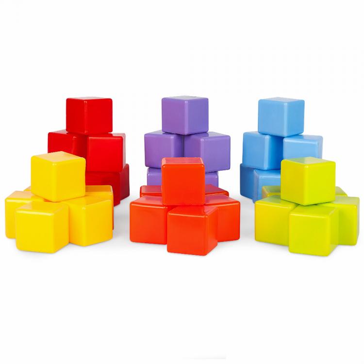 Кубики Детские / 36 штук 9375