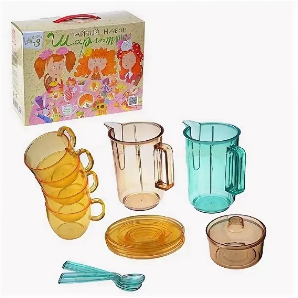 Чайный набор посуды Шарлотта 2172