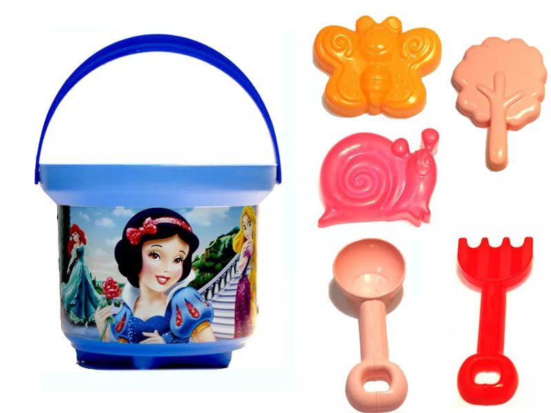 Песочный набор Disney 2л Любимые Принцессы 1087
