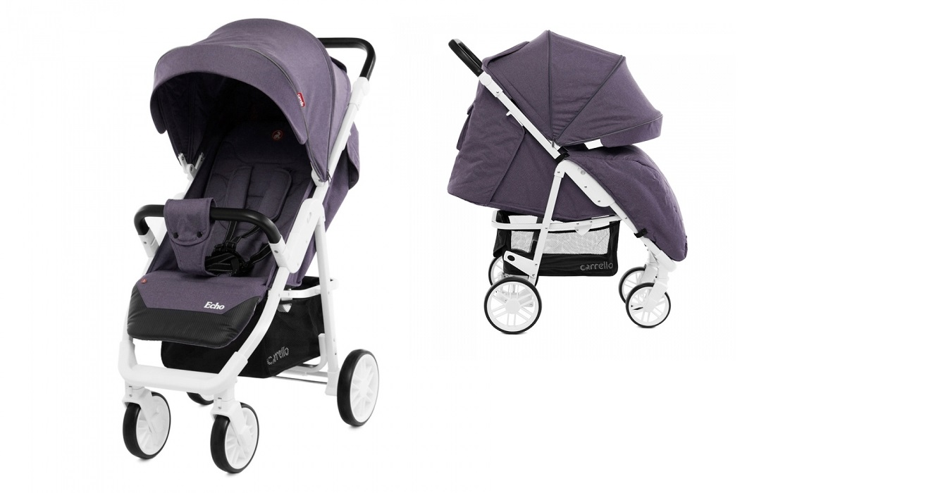 Детская коляска CARRELLO  Echo CRL-8508 Persian Purple