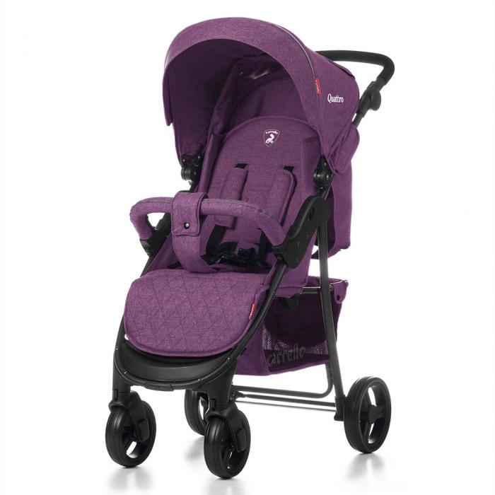 Детская коляска CARRELLO Quattro CRL-8502   Ultra Violet
