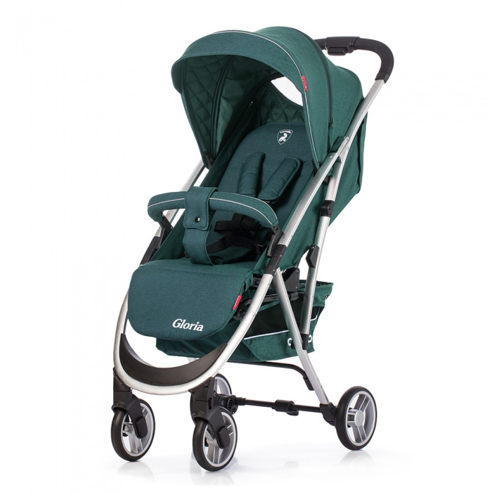 Детская коляска CARRELLO Gloria CRL-8506 GREEN / Jasper Green 2018-2019