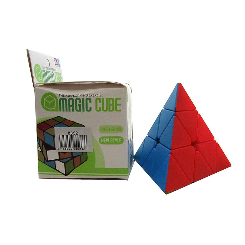 Кубик рубик треугольный 8852