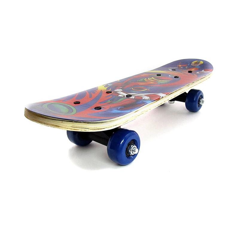 Скейт-круизер №HB196/HB046/цвета микс/4колеса/платформа-45см/колесо PV