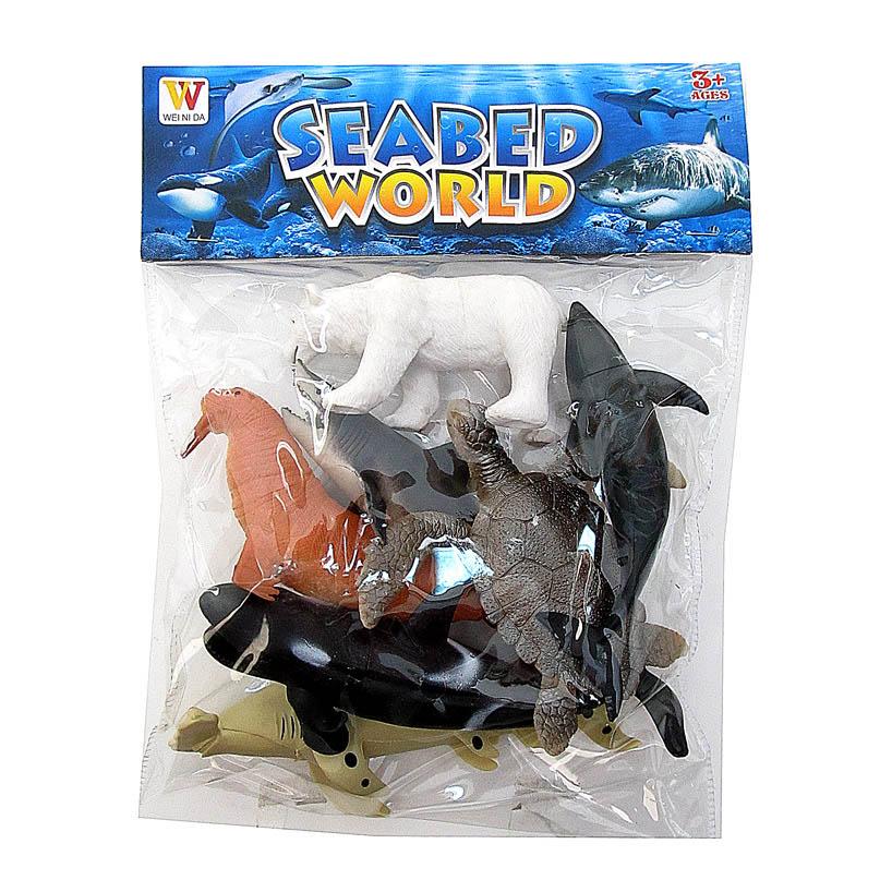 Морские животные 2016B