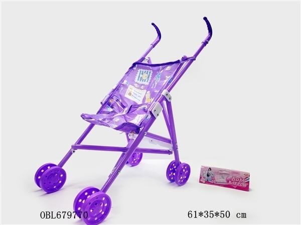 Коляска 3288-6D д/кукол в пакете 30*16*13