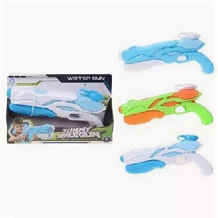 оружие игрушечное (водное), цвет в ассортименте 6196