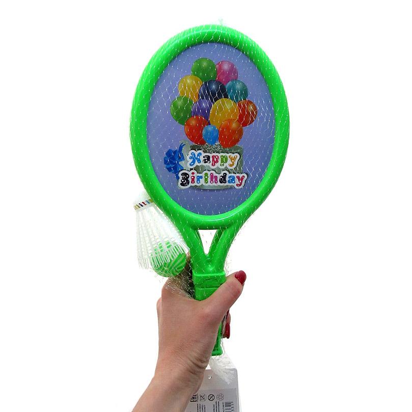 Набор ракеток №702 с мячиками/сетка/30см/d14*18