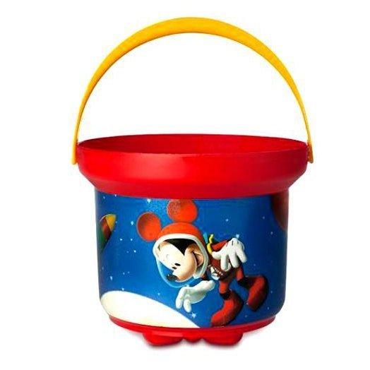 Ведро-формочка Disney 1л Микки космос 1047