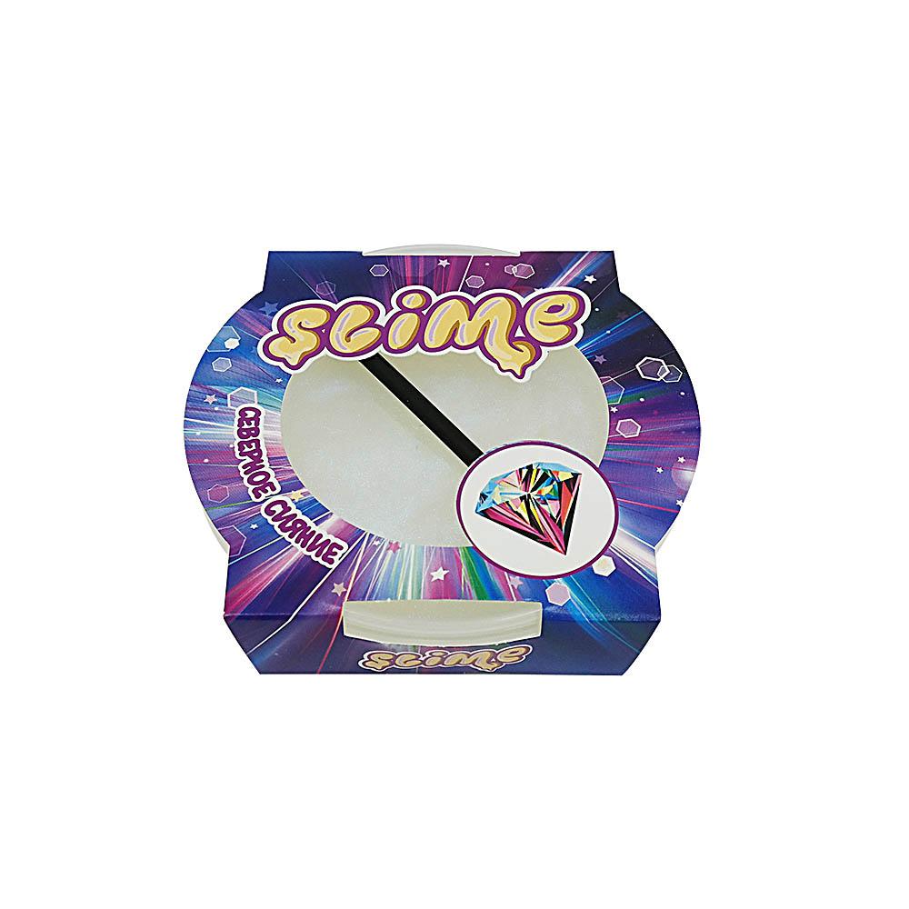 """Игрушка ТМ """"Slime """"Mega""""300-3, северное сияние, 300 г."""