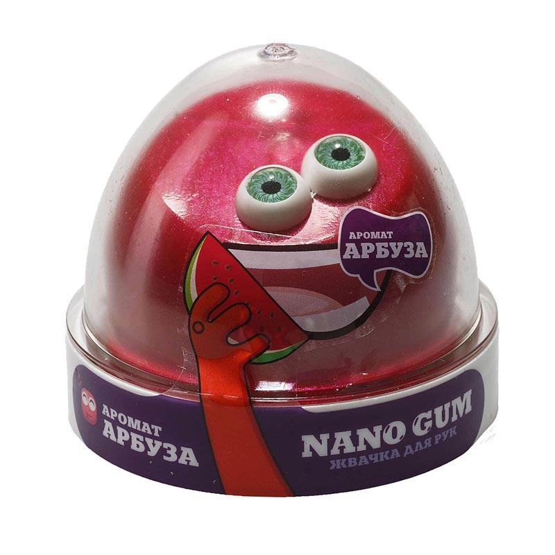 "NGAA50 ""Жвачка для рук ""Nano gum"", аромат арбуза"", 50 гр."