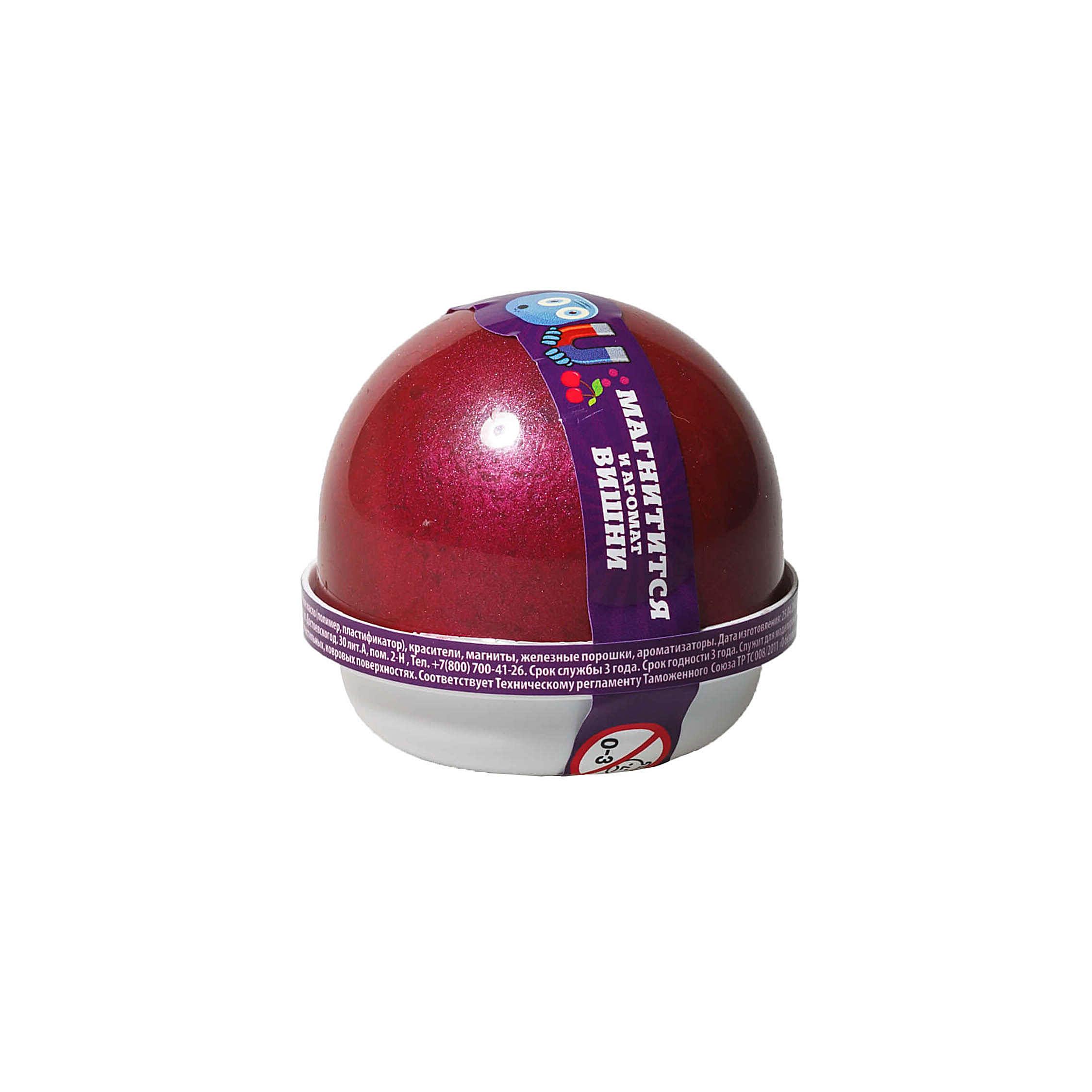 "NGAVM25 ""Жвачка для рук ""Nano gum"", магнитится, с ароматом Вишни"", 25 гр"