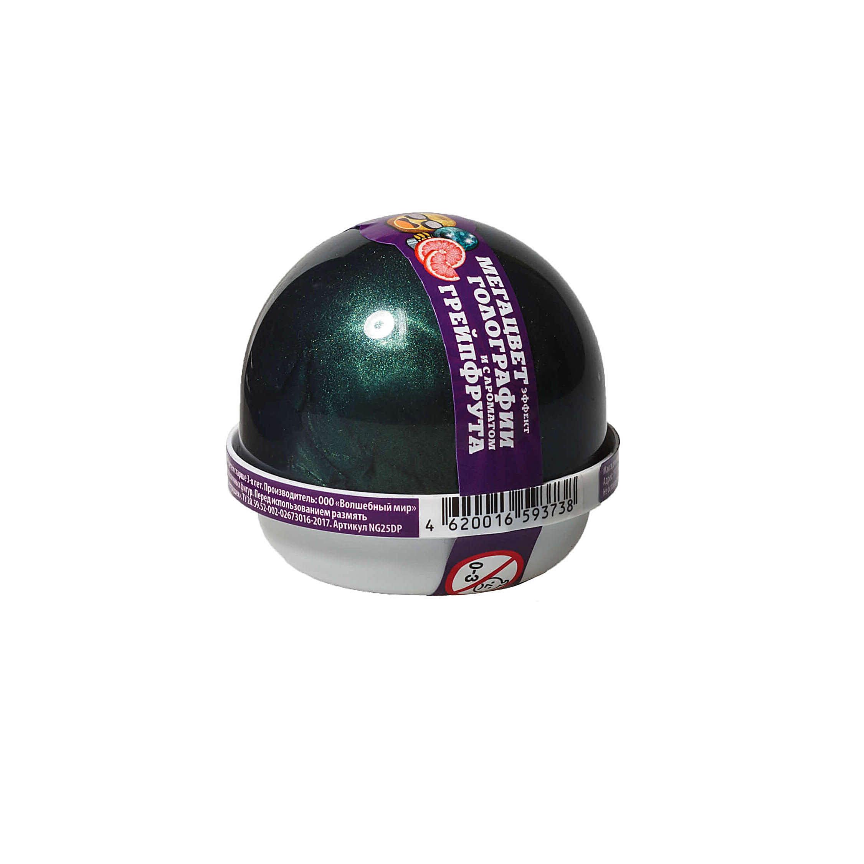 "NGHG25 ""Жвачка для рук ""Nano gum"", эффект голографии и аромат грейпфрута"", 25 гр."