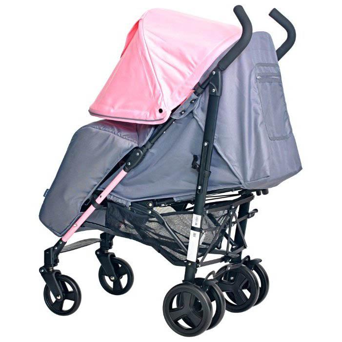Коляска трость Everflo Celebrity pink E 1268