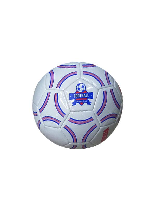 Мяч  футбольный №5 (2,7 мм PVC, 390 г), Russia  6415