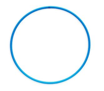 ОБРУЧ (диаметр 90 см, синий) (Арт. ОГ-8577) кратно 10